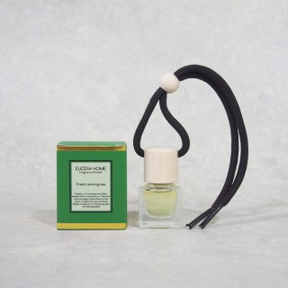 Fresh Lemongrass Travel Diffuser 5 ml
