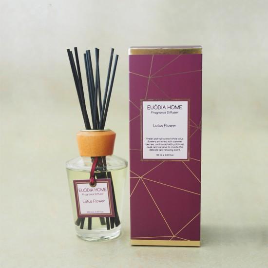 Lotus flower fragrance diffuser 150 ml mightylinksfo