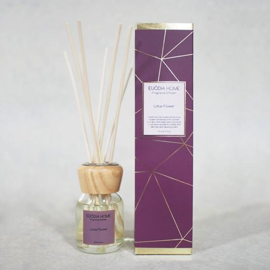 Lotus flower fragrance diffuser 50 ml mightylinksfo