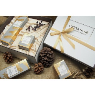 Hampers Fragrance Diffuser 50ml & Soy Scented Candle 60g