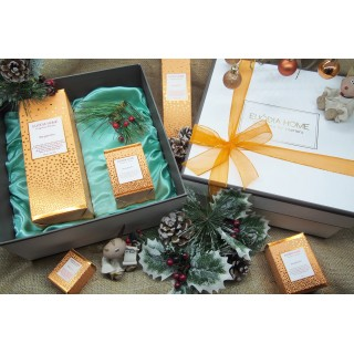 Hampers Fragrance Diffuser 150ml & Soy Scented Candle 60g