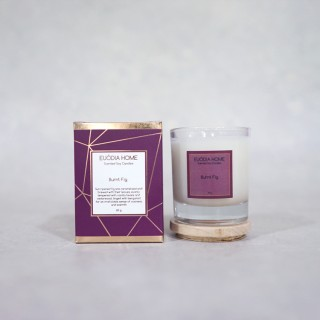 Burnt Fig Soy Scented Candles 60 g