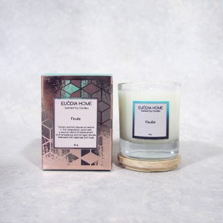 Feuille Soy Scented Candles 60 g