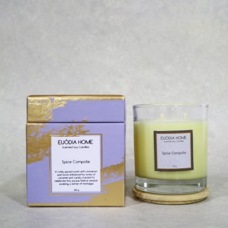 Spice Compote Soy Scented Candles 200 g